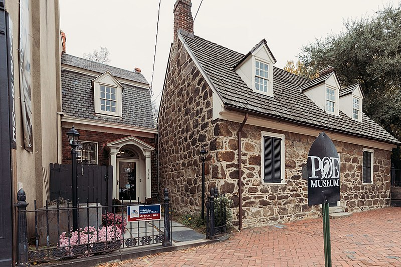 The Edgar Allen Poe Museum, Haunted Evermore - Photo