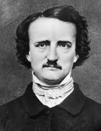 A photo of Edgar Allan Poe