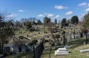 Haunted Hollywood Cemetery of Oregon Hill
